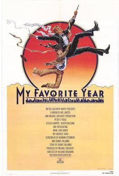 My Favorite Year 11x17 Movie Poster (1982)