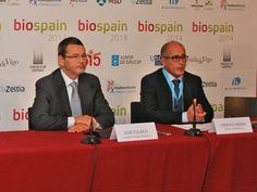 #BIOSPAIN2014 [Press conference] - Bioiberica presents Crop-Scan™, the first ever crop scan service using manned aircraft for the early diagnosis of crop stress even before farmers can visually detect the first symptoms #plantstress. More information: http://www.bioiberica.com/News/V404/S1/Air_scanning_to_detect_crop_stress_and_improve_yield.html - Photo: © Bioibérica