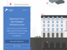 Opti Website Launch