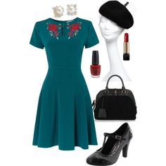 A fashion look from December 2014 featuring Dickins & Jones dresses, Burberry tote bags and Blue Nile earrings. Browse and shop related looks.