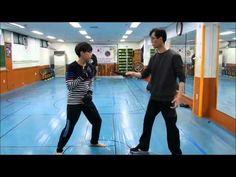 칼리 스틱교육영상 2교시 (Stick Basic Attack No.1~13) - YouTube