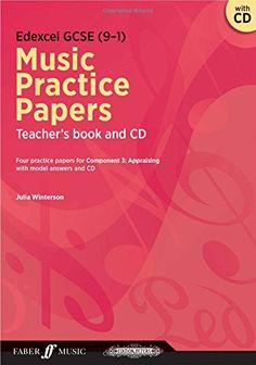 From 14.34:Edexcel Gcse Music Practice Papers Teacher's Book (with Free Audio Cd) (brass Band Score) | Shopods.com