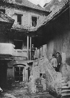 Židovské ghetto Josefov | pepikov.cz