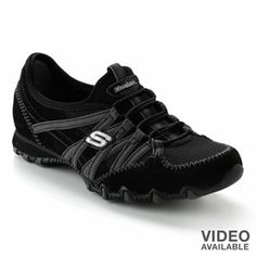 Skechers Bikers Verified Athletic Shoes - great hard working shoes that live up to being worn every day.  Great