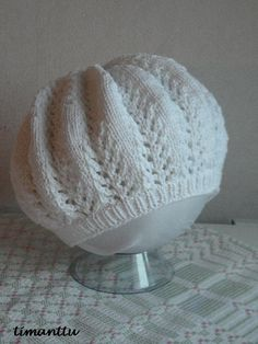 Kevätmyssy Beret, Crochet Hats, Beanie, Knitting, Crafts, Diy, Patterns, Winter Time, Caps Hats