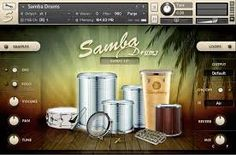 Samba Drums is a collection of Brazilian percussion instruments in a single sample library. Snares, surdos, agogo, timba, shakers and more.
