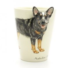 Australian Cattle Dog Mug. Omg so need this for Ca$h!!