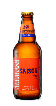 22 Spring Beers to Drink If Spring Ever Happens   First We Feast ALLAGASH SAISON  From: Portland, ME Style: Saison ABV: 6.1% Website: allagash.com  For the first time in seven years, the Belgian-mad Mainers have expanded their year-round offerings with Saison, an adroit interpretation of the farmhouse classic. Thanks to a dose of rye and traditional saison yeast, the beer drinks dry and spicy, with a citrusy aroma courtesy of Cascade hops.—Joshua M. Bernstein  Allagash's Saison just hit the…