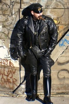 Hot Gay Leather : Photo