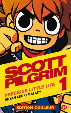 Kindle Scott Pilgrim Vol. Precious Little Life Author : Scott Pilgrim Vol. Precious Little Life Ramona Flowers, Ramones, Pilgrim Vs The World, Scott Pilgrim Comic, Bryan Lee O Malley, Panini Comics, Artemis Fowl, Mundo Comic, Graphic Novels