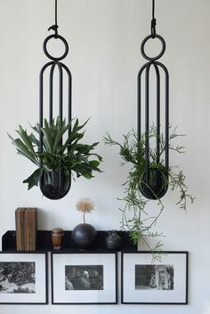 Really cool hanging planters