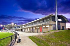 Casey Fields Pavilion   Architecture Matters, Melbourne