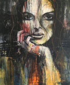 Galleri - moderne kunst. Kunstner Benedikte Marie fra Fredericia. Denmark, Contemporary Art, Artist, Painting, Google, Modern Art, Artists, Painting Art, Paintings