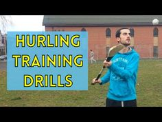 Check out this tutorial on hurling training drills to help you keep fit no matter what the season! In this lesson, you'll learn: - How to dribble the ball on. Football Drills, Keep Fit, Derby, Ireland, Bunny, Training, Entertaining, Play, Awesome