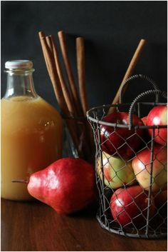 Apple Pear Spice Cider Recipe | Apartment Living Blog by Avalon