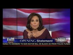Judge Jeanine Pirro Opening Statement - Benghazi Scandal Biggest Cover-up Since Watergate - YouTube