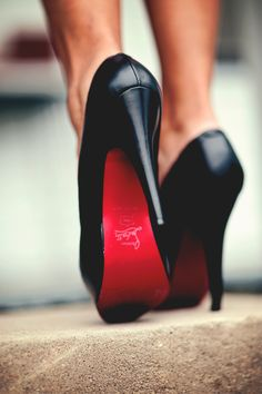 5ce65379cf let's shake the sand off the sheets Black Heels, High Heels, Louboutin Pumps ,