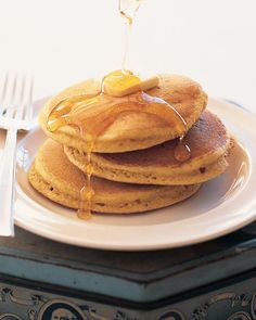 Hoecakes - Martha Stewart Recipes