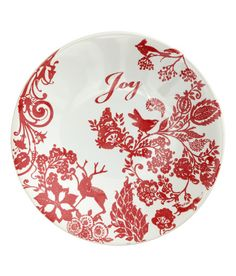 H&M plate $5.00