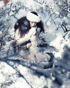 P.S. Korea, Snow Surrender, Vogue Girl January 2012
