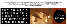 Spiry Design Giovanni Barbato ga vinto il good desin award of the year 2013