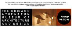 Spiry Design Giovanni Barbato ga vinto il good desin award of the year 2013