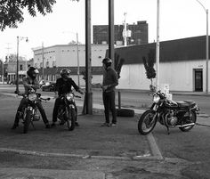 Myself and some friends out on a ride last summer - by Ryan Pavlovich