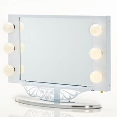 Creating my DIY Ikea ALEX Vanity has made my girly oasis dreams come true. This is the perfect set up for any beauty and makeup lover. This Hollywood Girl Vanity Mirror is EVERYTHING!! Best lighting for makeup ever!!