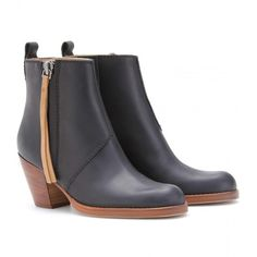 Acne Pistol Short Boots