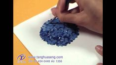 How to paint hydrangea-this looks doable, will have to try-