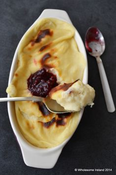 Semolina Pudding - Wholesome Ireland - Irish Food & Parenting Blog