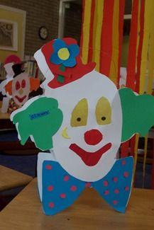 * Grote clown!
