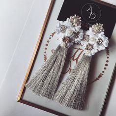 •••New earrings!•••