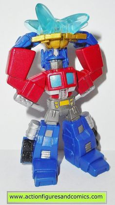 transformers robot heroes OPTIMUS PRIME MATRIX G1 pvc action figures