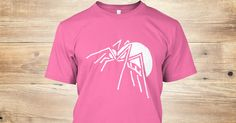 http://teespring.com/spider-white-pink  One of our most popular designs now available in white and pink!  This beautiful spider design is hand drawn by artist Roger E. Anderson, simple, elegant, and ready to enjoy!    Not your generic, run-of-the-mill arachnid!    Subtle from a distance.  Striking up close.  Enjoy!