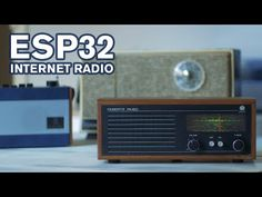 From Start to Finish: ESP32 Internet Radio with a Roberts RM20 - YouTube Esp8266 Projects, Arduino Uno, Internet Radio, Vintage Diy, Boombox, Arcade, Youtube, Raspberry, Tech