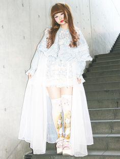 kinji-collection:    model MANAMI  ネグリジェ ¥3,045