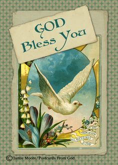 """""""The Lord bless you and keep you; The Lord make His face shine upon you, And be gracious to you; The Lord lift up His countenance upon you, And give you peace.""""  (Numbers 6:24-26, NKJV)"""