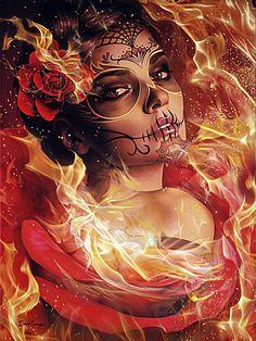 Burning Desire !