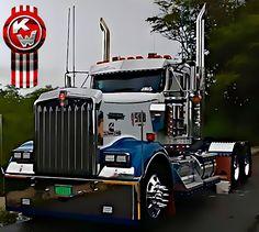 Kenworth Trucks, Mack Trucks, Big Rig Trucks, Semi Trucks, Cool Trucks, Malta Bus, Dump Trailers, Train Truck, Cab Over