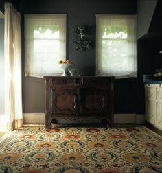 Ottoman Artichoke rug | The Rug Company