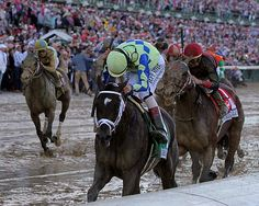 Always Dreaming with John Velazquez win the 143rd Running of the Kentucky Derby at Churchill Downs on May 6, 2017.