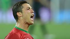 Ronaldo finally comes to life in Messi And Ronaldo, Cristiano Ronaldo, Soccer Pictures, Soccer Pics, Dubai Vacation, Euro 2012, Good Soccer Players, Beautiful Children, Espn