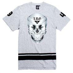 Gewinnspiel: LRG Gradient Skull – T-Shirt   Fashion Insider Magazin