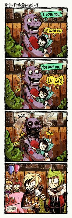 KnT Part 9 by Z-toon