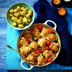 One Pot Mediterranean Chicken - Woman And Home