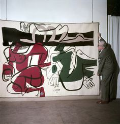 Paris: Le Corbusier by Willy Rizzo                              …