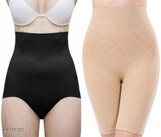 Shapewear Women's Control Shapewear Multipack of 2 Fabric: Nylon Multipack: 2 Sizes:  M (Bust Size: 10 in) Country of Origin: India Sizes Available: Free Size, XS, S, M, L, XL, XXL, XXXL   Catalog Rating: ★3.9 (4130)  Catalog Name: Women's Control Shapewear Combo CatalogID_1027810 C76-SC1050 Code: 155-6458138-