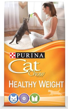 Free Purina Cat Chow Healthy Weight