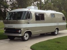 """1973 Dodge Travco motorhome """"One of The Greatest Coaches Ever"""" motorhome Mag 